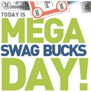 mega swag bucks friday