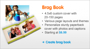 Brag Photo Book