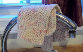 Crocheting Dish Rags : If you know how to crochet another idea is to make dish rags. Use 100% ...