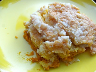pumpkin pie squares recipe