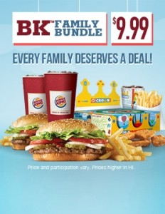 BK Family Bundle