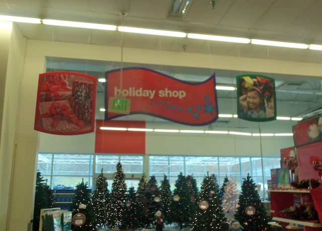 kmart holiday shop