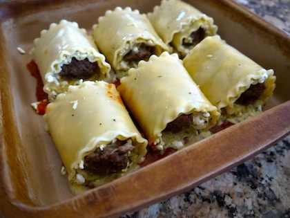 Johnsonville Italian Sausage Lasagna Recipe — Dishmaps