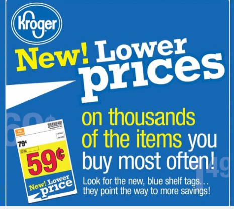 Kroger double coupons