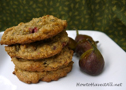 Fig Cookie Recipe