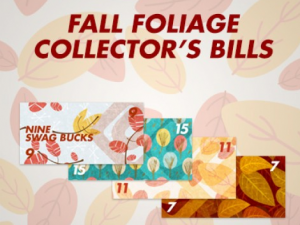 fall swagbucks