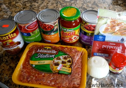 pizza chili ingredients