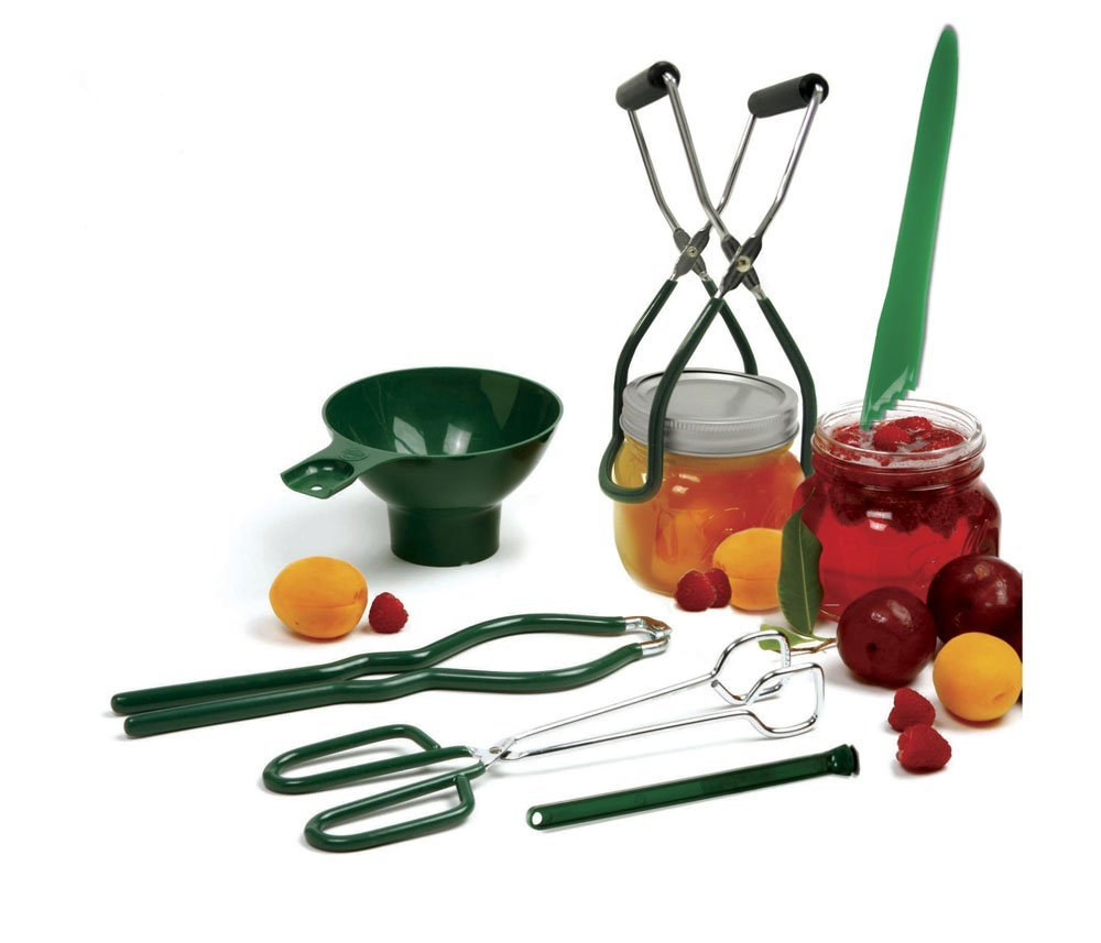 Canning season calls for canning tools how to have it all for Cuisine equipement