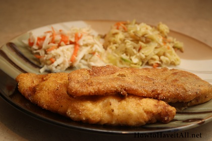 Catfish Fillet | Buttermilk Fried Catfish Fillets Recipe How To Have It All