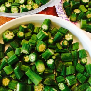 How To Freeze Okra How To Have It All