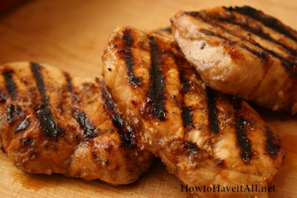 apple butter sage pork chops