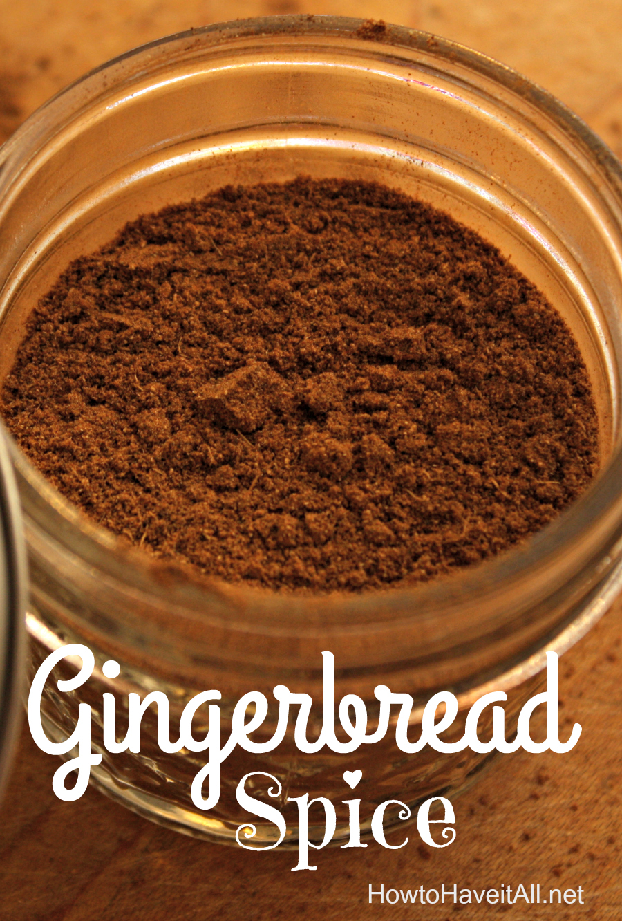 gingerbread spice pin
